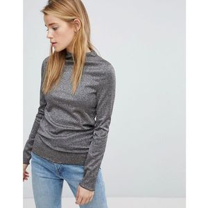 Pimkie roll neck top - grey