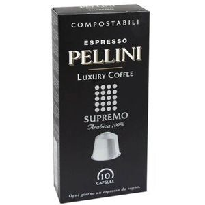 Pellini Supremo Luxury Coffee Nespresso 10 kapsułek, 4039