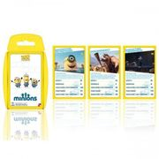 Winning moves Top trumps gra karciana minionki (5036905025782)