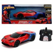 auto marvel rc spiderman 2017 ford gt 1/16 marki Simba