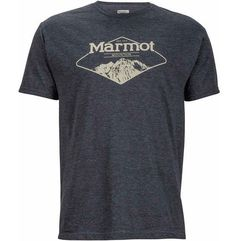 koszulka mountaineer tee ss charcoal heather s marki Marmot