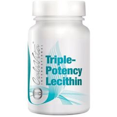 Triple-Potency Lecithin 100 kapsułek Calivita