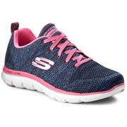Buty SKECHERS - High Energy 12756/NVHP Navy/Hot Pink