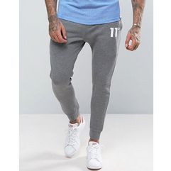 skinny joggers in grey - grey, 11 degrees, XS-XL