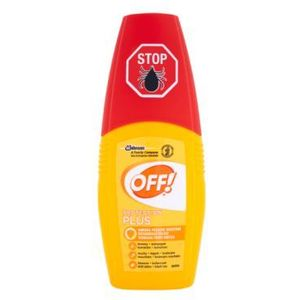 S.c.johnson Repelent w atomizerze off! protection plus 100 ml (5000204754469)