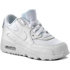 Buty - air max 90 mesh (ps) 833420 100 white/white marki Nike