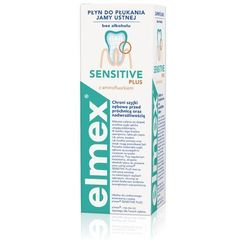 Płyn Elmex Sensitive Plus - 400ml, 4542