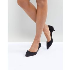 ALDO Adylia Kitten Heel Pointed Shoe in Black - Black