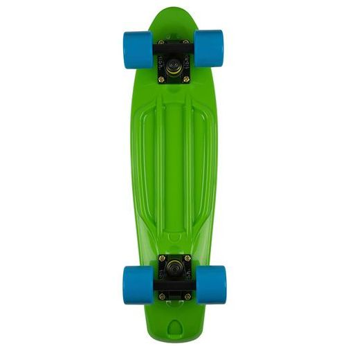 Deskorolka Fishskateboards Green / Black / Blue