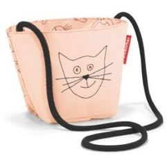 Reisenthel ® torebka minibag kids cats and dogs rose (4012013701863)