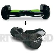 Cavion go 8.5 off road (zielony) + etui