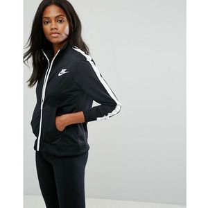 Nike Polyknit Tracksuit Top - Black