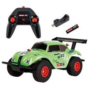 RC Off Road VW Beetle, green 1:18 - Carrera