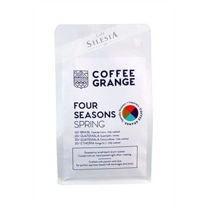 Kawa four season 250g ziarnista marki Coffee grange