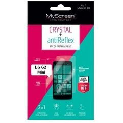 Myscreen Folia ochronna protector crystal+antireflex do lg g2 mini