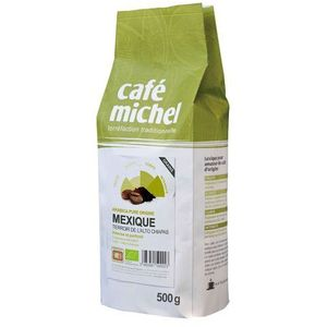 Kawa FT ziarnista MEKSYK BIO 500g - Cafe Michel, 3483981500023