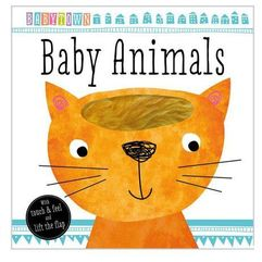 Baby Town – Baby Animals (9781783939268)