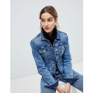 denim jacket - blue, Stradivarius, 36-40
