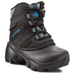 Columbia Trekkingi - childrens rope tow iii waterproof bc1322 black/dark compass 010