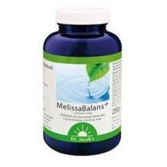 MELISSA BALANS PLUS, 250 TABLETEK