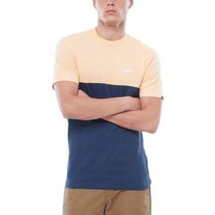 Vans mn colorblock tee dress blues l