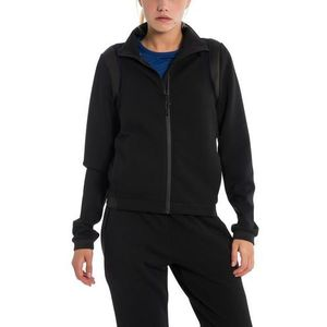 Sweter - track top black beauty (bk11179), Bench