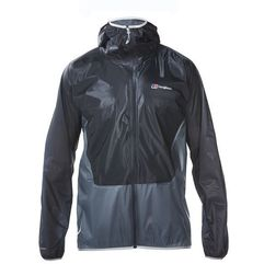 hyper shell jkt am dark grey m marki Berghaus