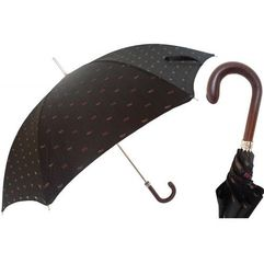Pasotti Parasol artisanal italian with leather handle, 478 5880-1 pu