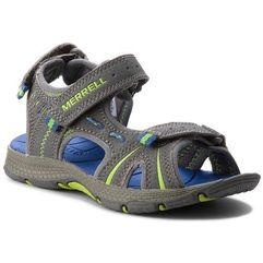 Sandały MERRELL - Panther Sandal MC53337 Grey/Blue