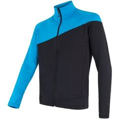 Sensor bluza tecnostretch m black/blue xl (8592837049410)