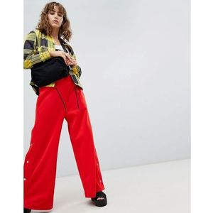 Cheap monday snap tracksuit pant - red