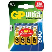 Baterie gp ultra plus alkaline (aa, paluszek) marki Gp batteries