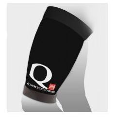 Compressport Opaski kompresyjne na uda - forquad black