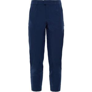 Spodnie The North Face Inlux Cropped Pant T93BV5H2G, kolor niebieski