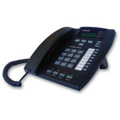CTS-102.CL-BK Telefon systemowy, czarny Slican, CTS-102.CL-BK