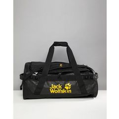 Jack Wolfskin Expedition 65 Holdall In Black - Black