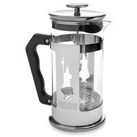 Zaparzacz BIALETTI French Press Preziosa Srebrny (1000 ml), 3130