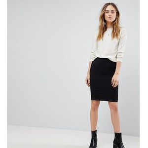 sesilie stretch skirt - black marki Y.a.s tall