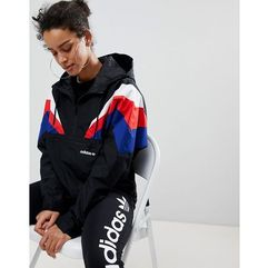 adidas Originals Fotanka Jacket In Black - Black, kolor czarny