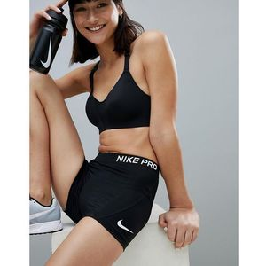 Nike pro training 3 inch short in black - black, Nike training