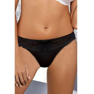 Ava lingerie Stringi model 925/s black