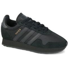 Adidas originals haven tenisówki i trampki core black (4058027475390)