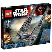 75104 Kylo Ren's Command Shuttle KLOCKI LEGO STAR WARS