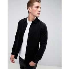 cord shirt - black marki Another influence