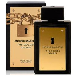 Prezent - ANTONIO BANDERAS The Golden Secret EDT 50 ml Dla Panów