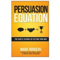 Persuasion Equation (9780814434178)