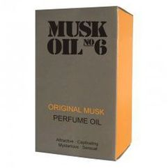 Gosh Musk Oil, perfumy unisex, 10ml (U) (3474630258808)
