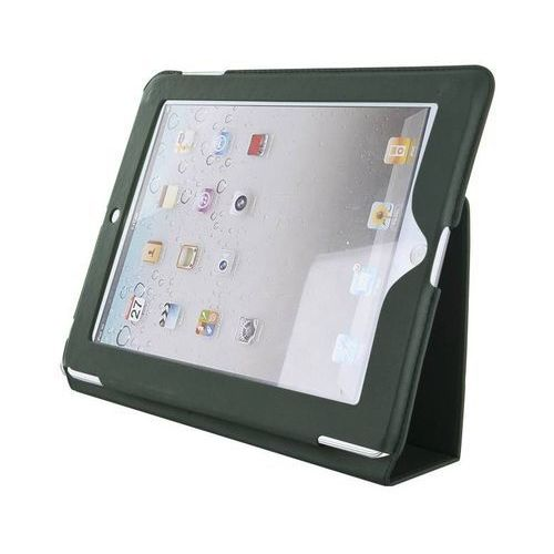 Etui 4WORLD Etui na iPad 2 9.7 cali Slim Czarny