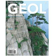 GEOL (with Earth Science CourseMate with eBook Printed Access Card) Wicander, Reed; Monroe, James S.